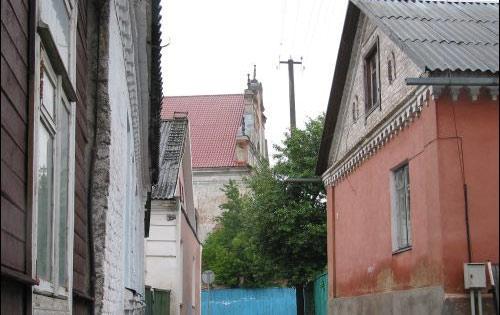 Улица Слонима